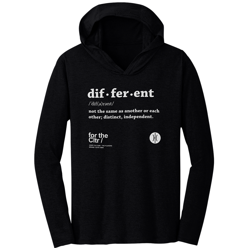 Be Different Lite Poly Hoodie - Kids Active Wear - Hoop Culture