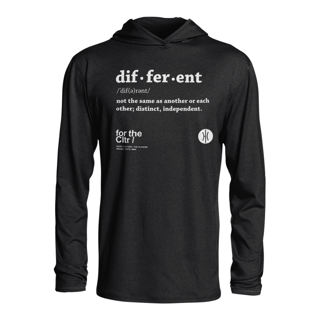 Be Different Lite Poly Hoodie - Kids - Hoop Culture