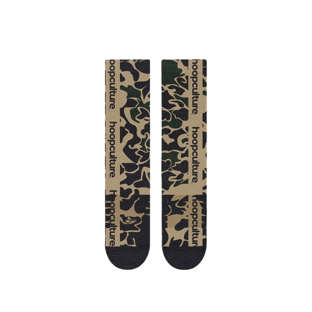 Camo Culture HOOPR Socks Socks - Hoop Culture
