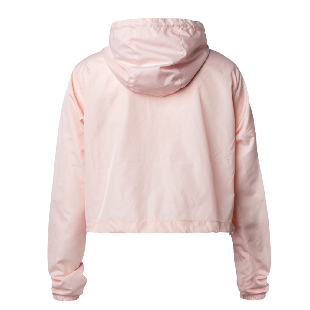 Lite Crop Women's Windbreaker Jacket - Hoop Culture