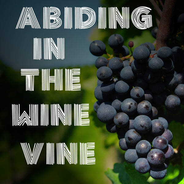 Abiding in the Wine Vine