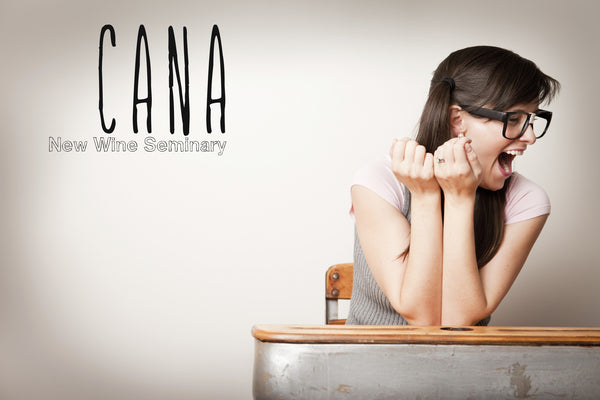 Cana New Wine Seminary Online