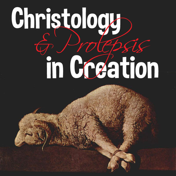 Christology & Prolepsis in Creation