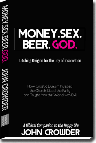 Money. Sex. Beer. God. Audiobook