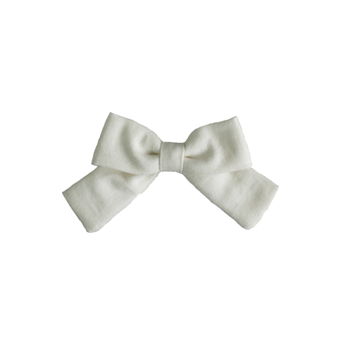 Buttermilk Classic Bow