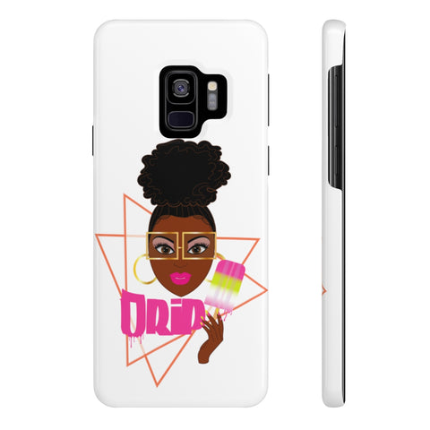 Drip galaxy s9 s7 Case Mate Slim Phone Cases