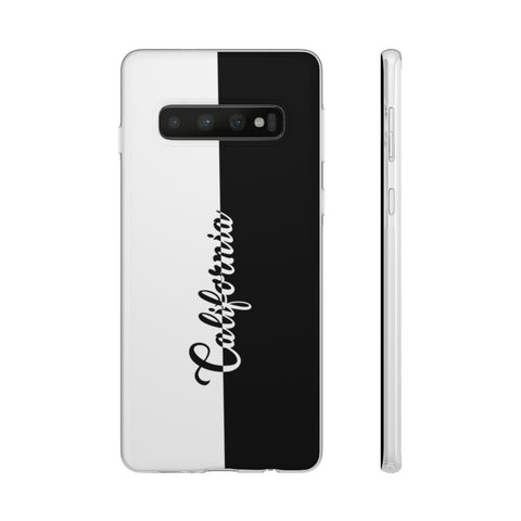 California black and white Flexi Cases