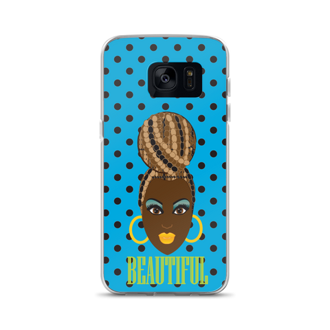 Beautiful Chocolate Samsung Case