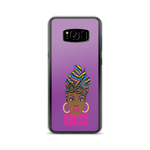 Chocolate Queen Ombre Samsung Case