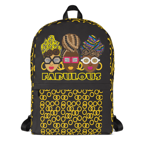 Fabulous Backpack