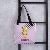 Beautiful Caramel Dot Tote bag