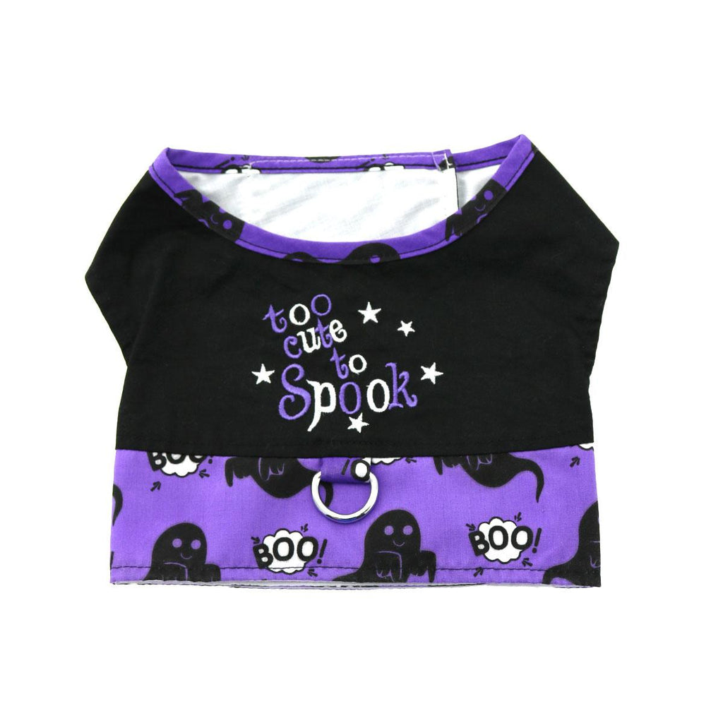 Halloween Dog Harness - Too Cute to Spook