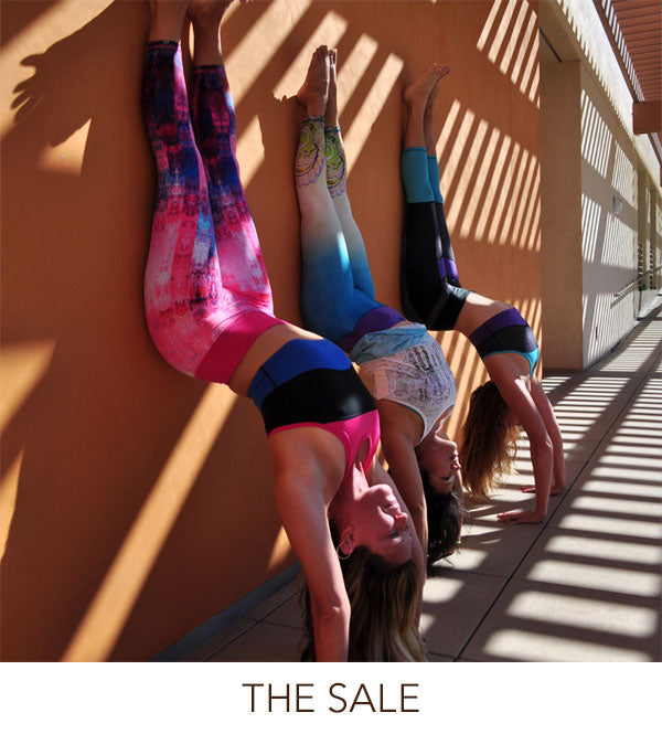 Exceptional Yoga Clothing on sale
