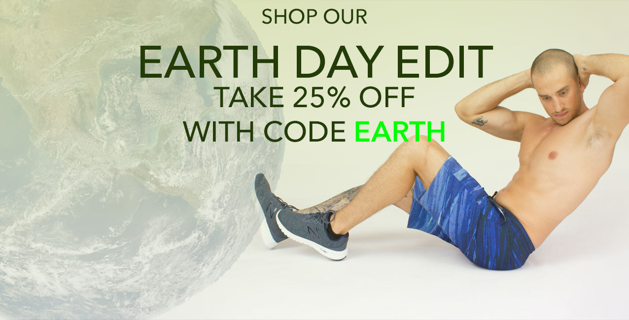 Men's Earth Day Edit
