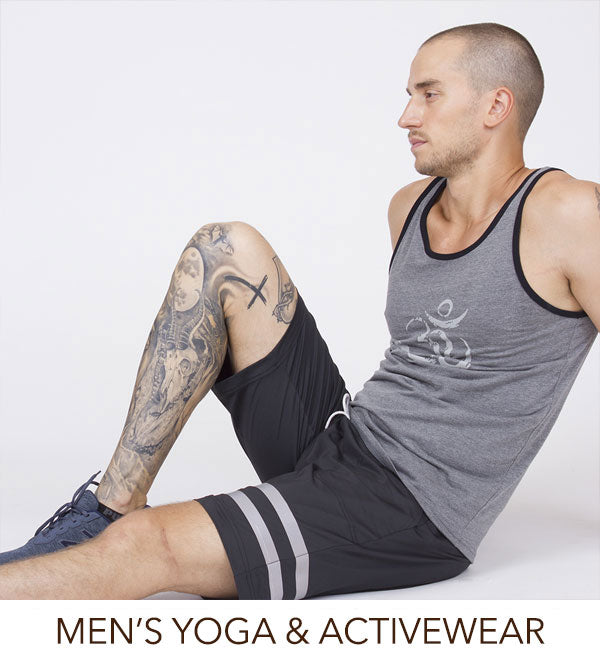 Premium Yoga and Workout Clothing For Men