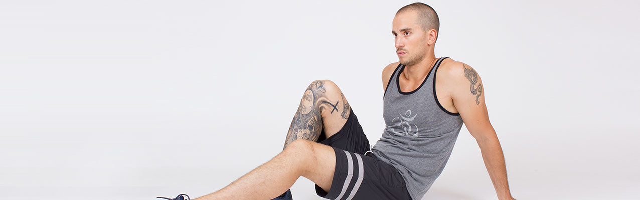 The best Yoga and workout tops for men