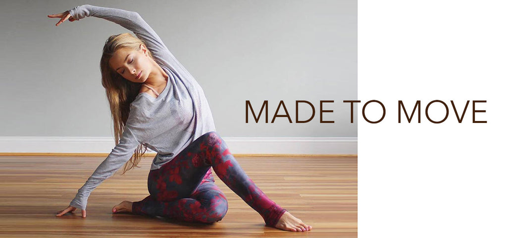 Anjali | Premium Yoga Clothing And Activewear For Women
