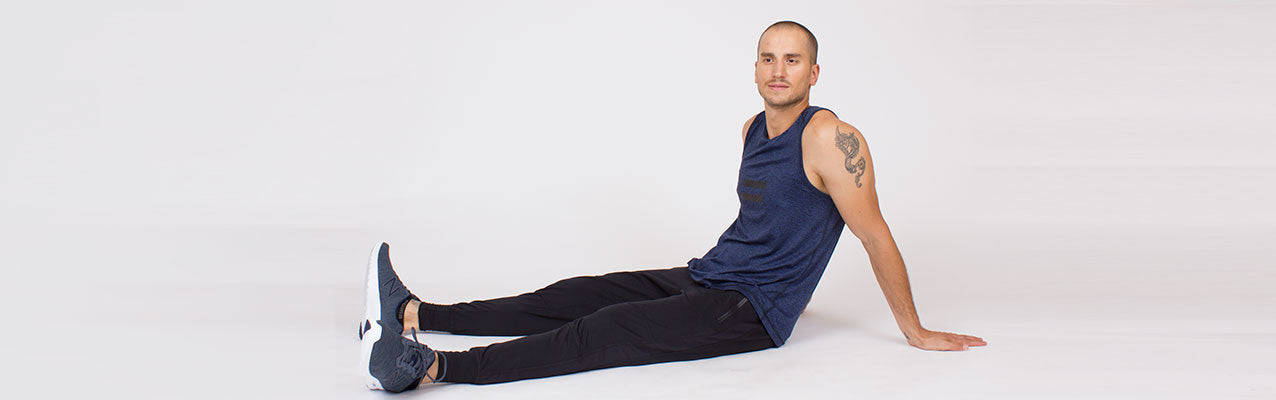 Anjali | Premium yoga and workout pants for men