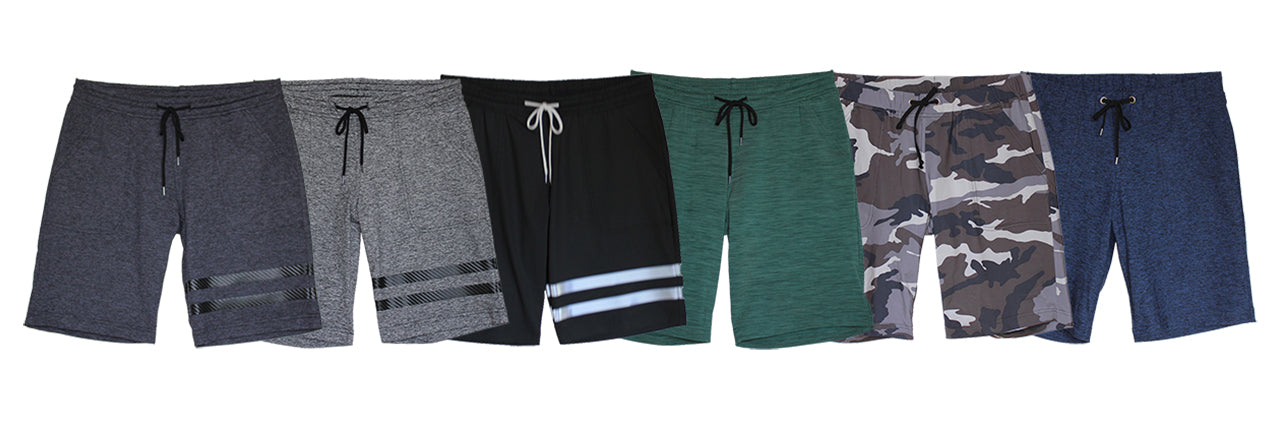 Premium Yoga And Workout Shorts for men
