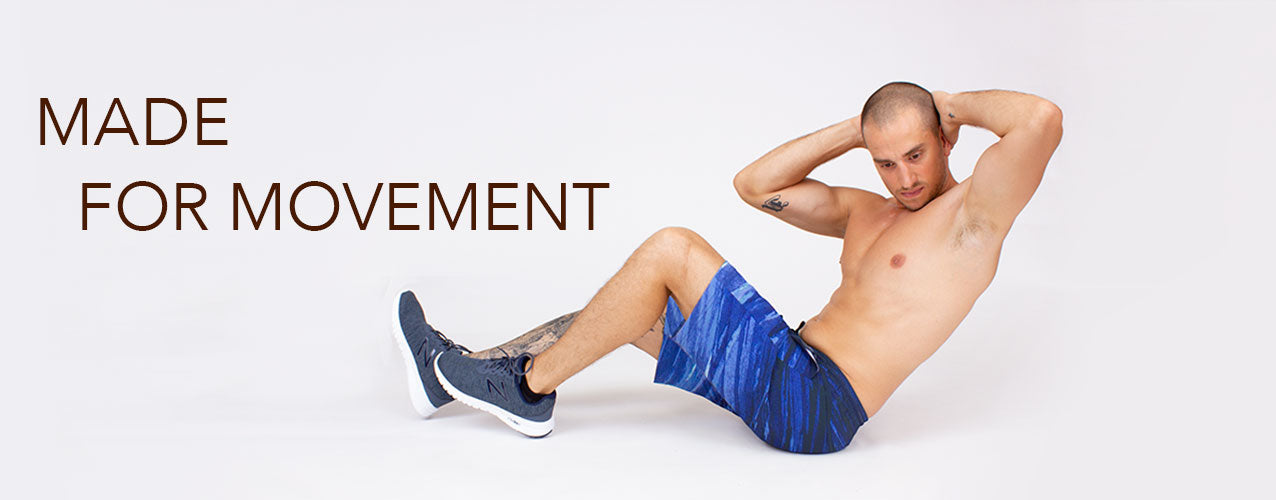 The best yoga and workout shorts for men