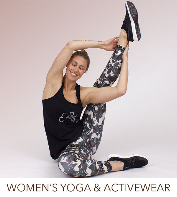 Explore some of the best yoga and activewear for women