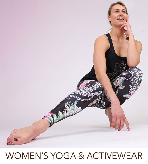 Luxury Yoga Clothing and Activewear for Women