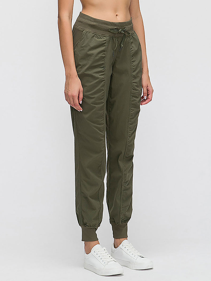 The Breathe Pant Olive
