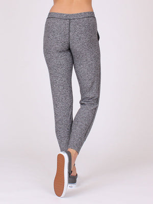 Silver Heather Everyday Yoga Pants