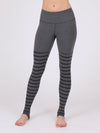 The Float Yoga Leggings in Charcoal