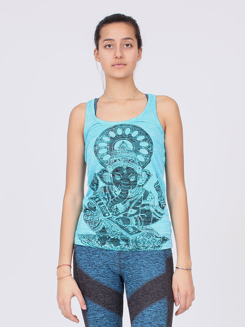 The Ganesh Yoga Tank in Ocean