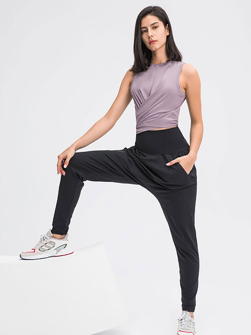 The Luna Yoga Pant Black 2