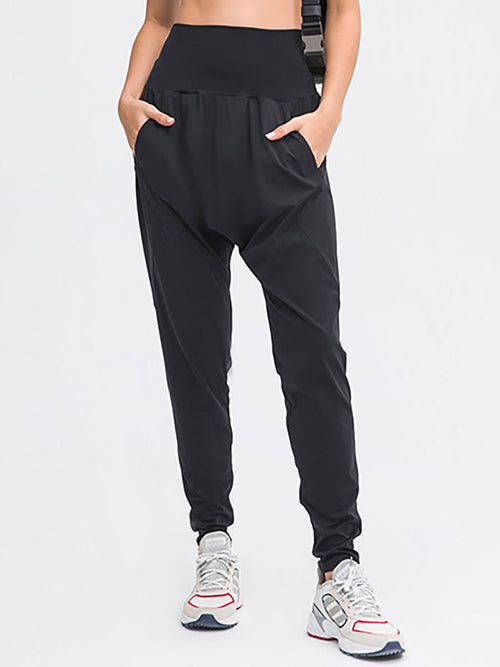The Luna Yoga Pant Black 1