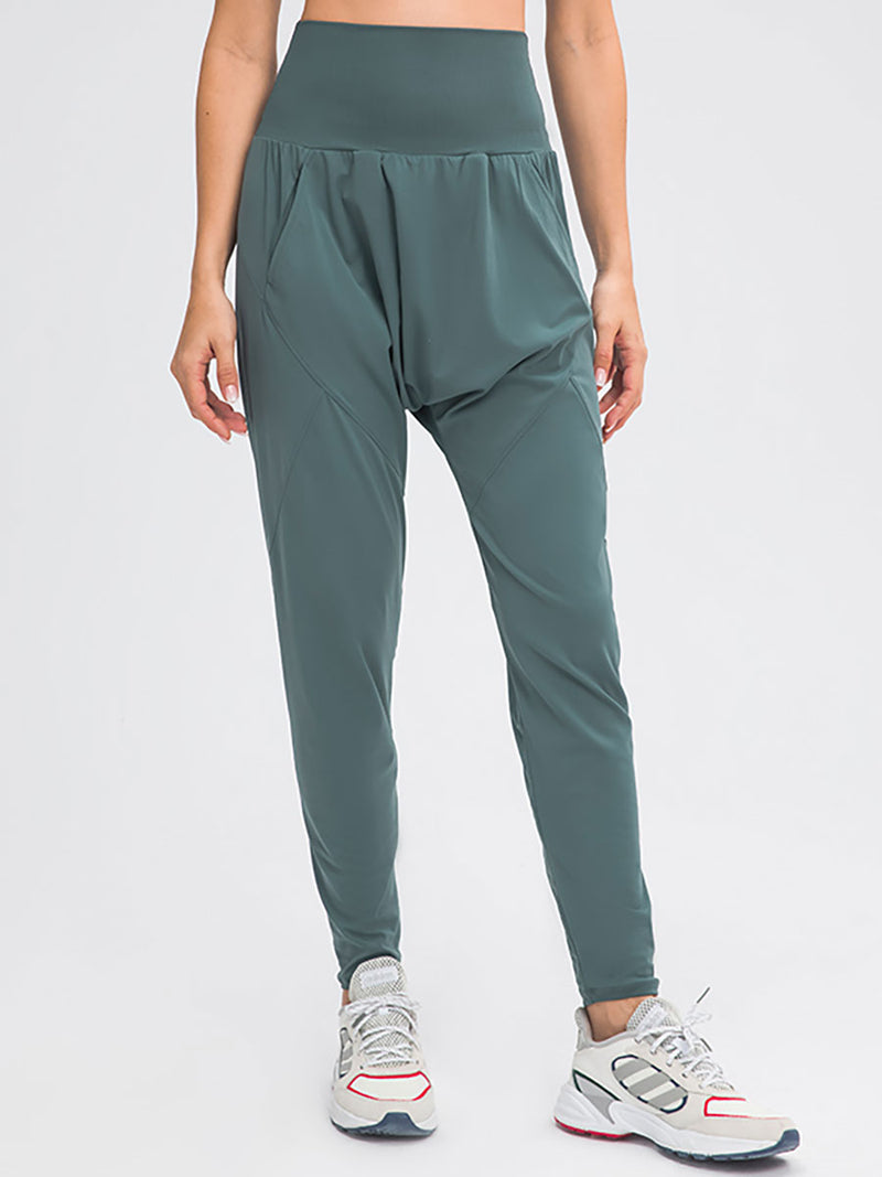 The Luna Yoga Pant Ocean 3