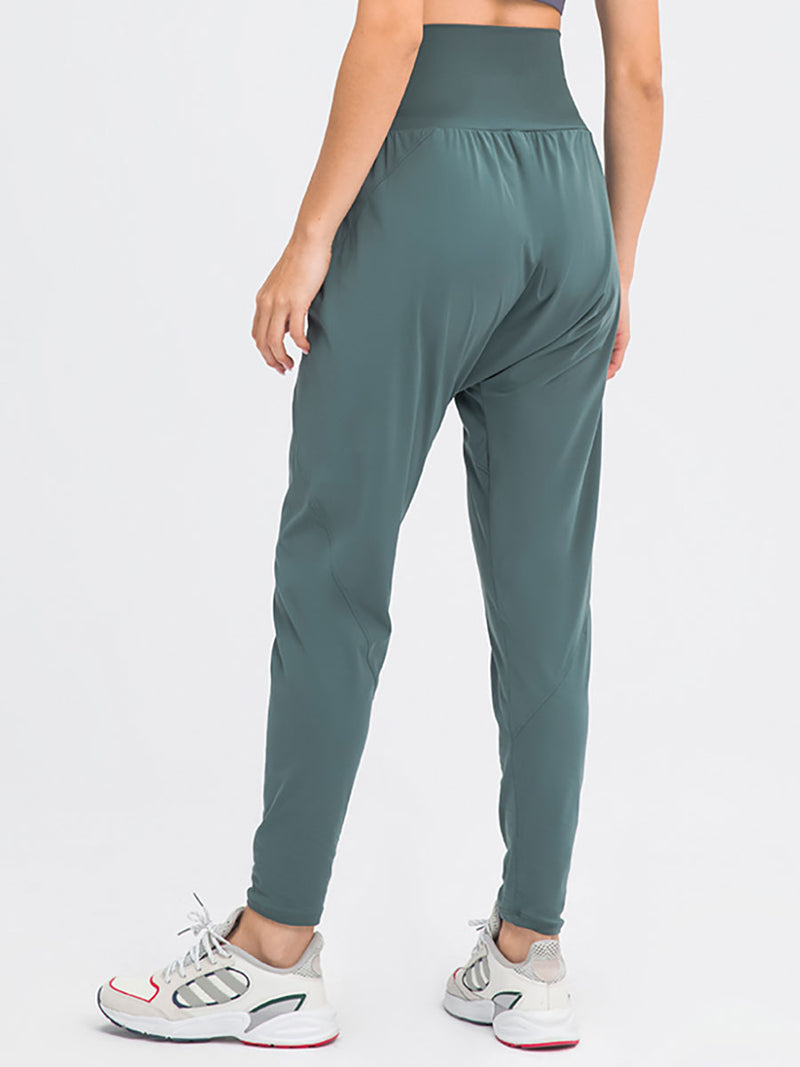 The Luna Yoga Pant Ocean 5
