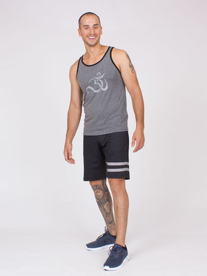The Ohm Yoga Tank For Men
