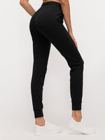 The Saprema Pant Black