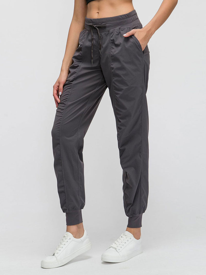 The breathe pant in Pewter 1