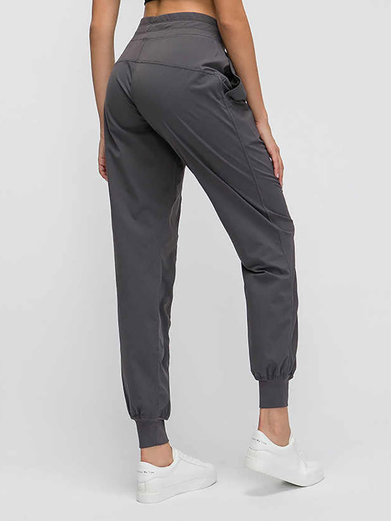 The breathe pant in Pewter 3