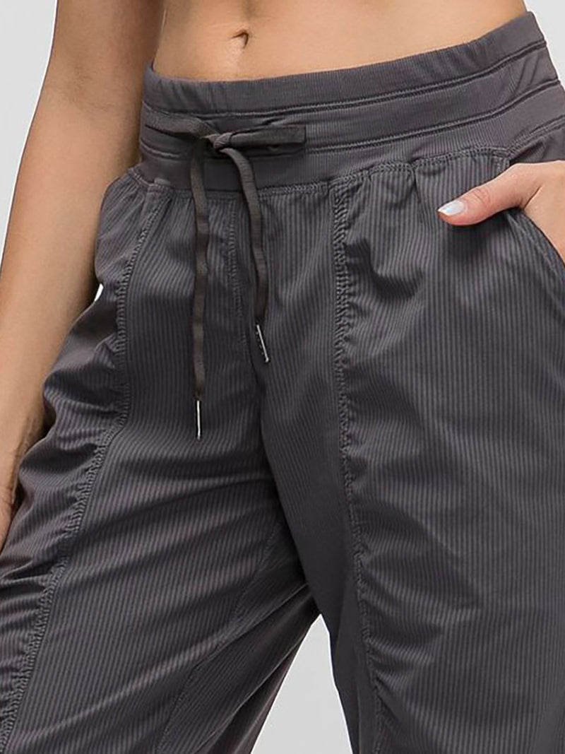 The breathe pant in Pewter 4