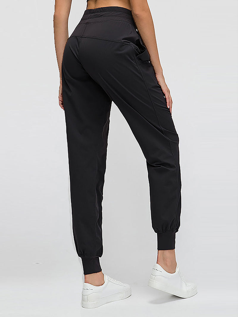 The breathe pant in black 2