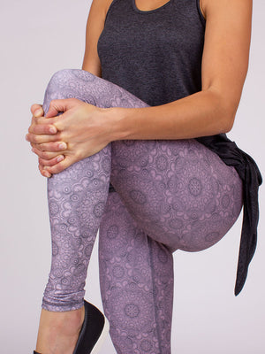 The Vida Legging in Mandala