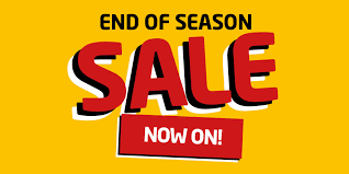 End of Season Sale - Save Up $250!
