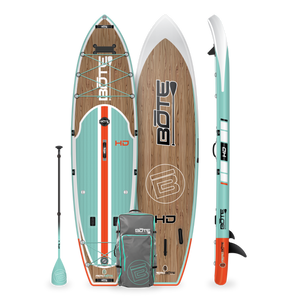 "Bote 11'6"" HD Aero Classic Inflatable SUP Package"