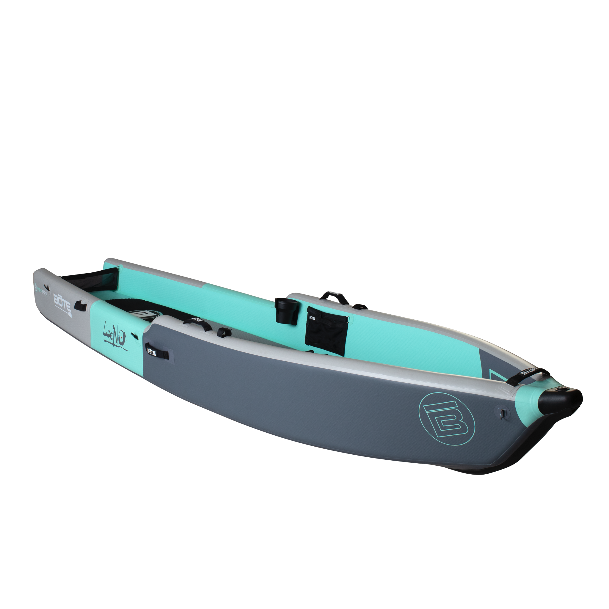 Bote 12'6 LONO Aero Native Seafoam Inflatable Kayak