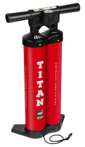 2018 Red Titan Pump
