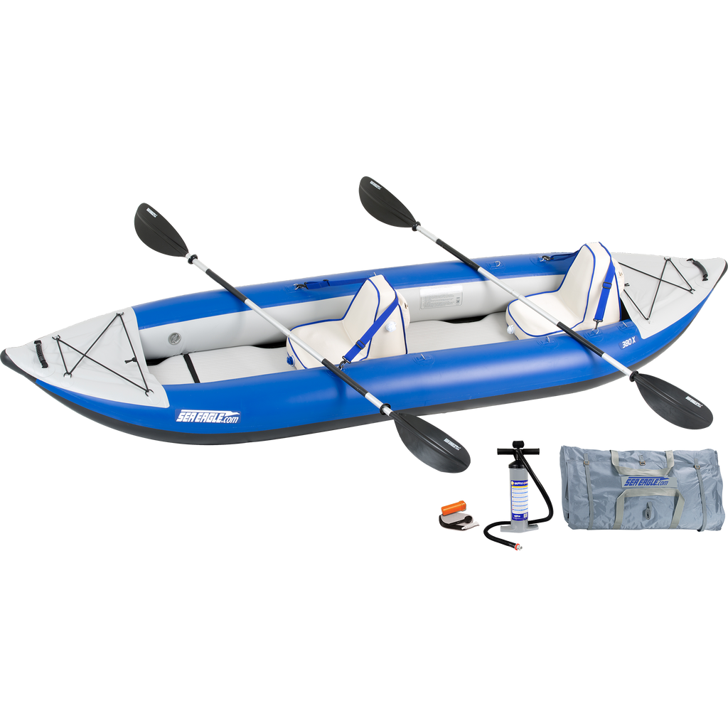 Sea Eagle 380x Deluxe Package
