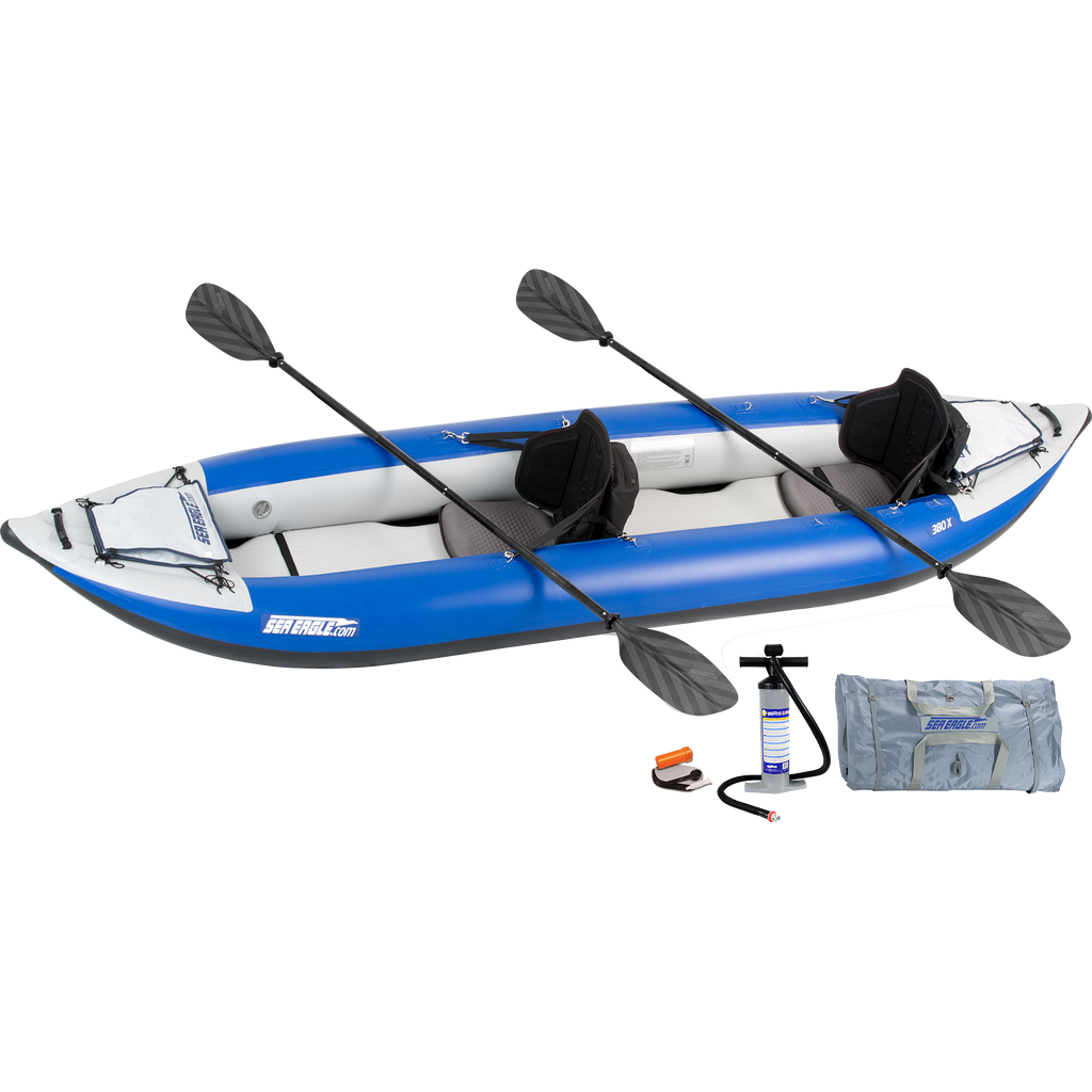 Sea Eagle 380x Kayak Pro Package