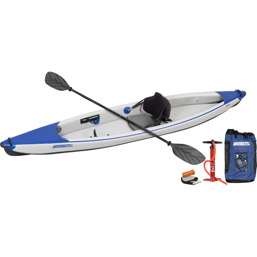 Sea Eagle Razorlite 393rl Pro Solo Package