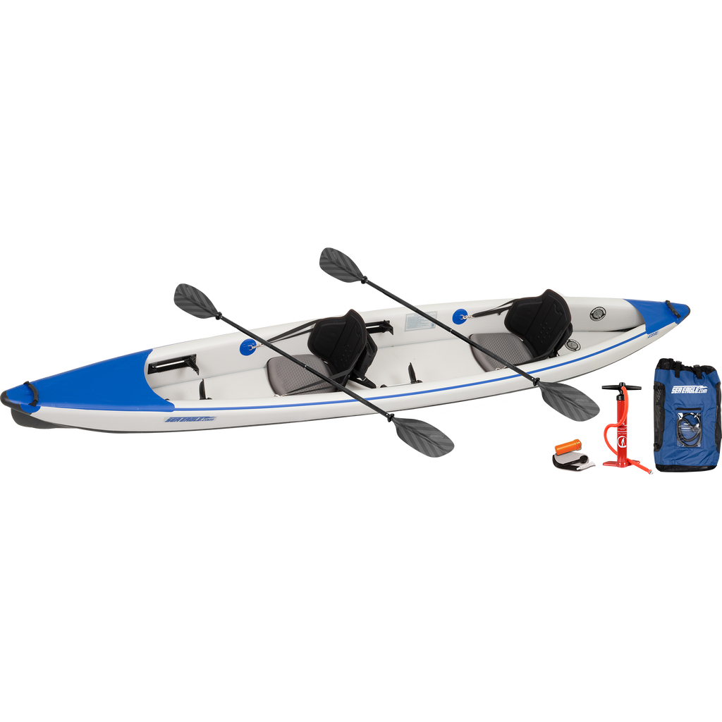 Sea Eagle Razorlite 473rl Pro Tandem Package