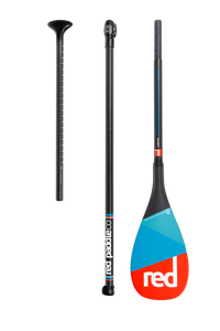 2020 Red Paddle Co Carbon 50 3PC Adjustable SUP Paddle